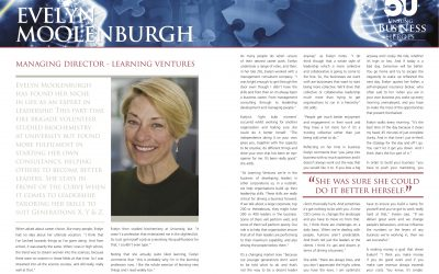 Unsung Business Heroes – Evelyn Moolenburgh